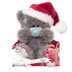 Me to You 13 cm Christmas bear