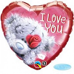 Me to You foil balloon love
