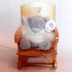 Me to You bear 10 cm in chair