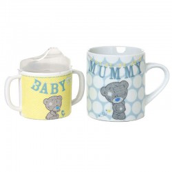 Me to You MUG SET FOR MUMMY...