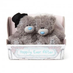 ME TO YOU WEDDING BEARS 11 CM